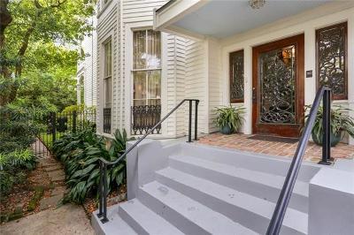 Jefferson Parish, Orleans Parish Multi Family Home For Sale: 4707 Prytania Street #1