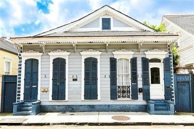 Jefferson Parish, Orleans Parish Multi Family Home For Sale: 1020 St Ann Street