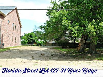 River Ridge, Harahan Residential Lots & Land For Sale: 127-31 Florida Street