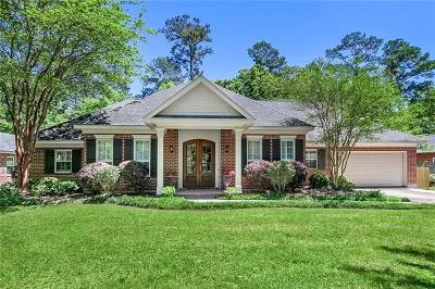 Single Family Home For Sale: 55 Audubon Lake Drive