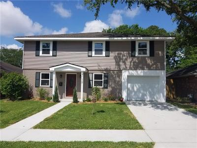Metairie Single Family Home For Sale: 2128 Danny Park