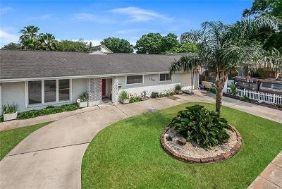 Metairie Single Family Home For Sale: 1339 Lakeshore Drive