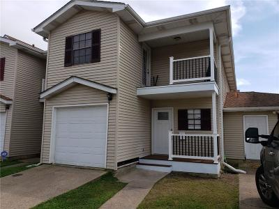 Metairie Townhouse For Sale: 3320 Taft Park #D