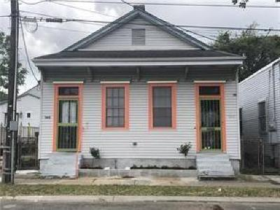 Single Family Home For Sale: 2612 Orleans Avenue