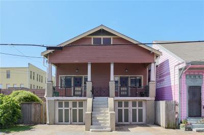 Jefferson Parish, Orleans Parish Multi Family Home For Sale: 2317 Rousseau Street