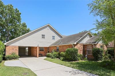 River Ridge, Harahan Single Family Home For Sale: 187 Haroleans Street