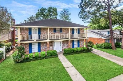 Single Family Home For Sale: 3757 Mimosa Court