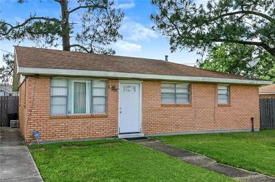 Single Family Home For Sale: 624 Rouyer Street