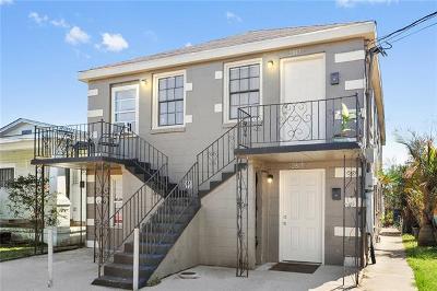 Jefferson Parish, Orleans Parish Multi Family Home For Sale: 2815 Mistletoe Street