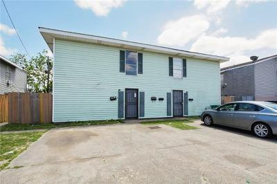 Jefferson Parish, Orleans Parish Multi Family Home For Sale: 213 Helen Street