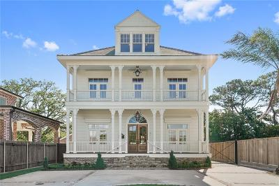 Metairie Single Family Home For Sale: 1311 Huron Avenue