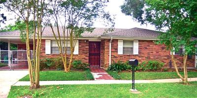Metairie Single Family Home For Sale: 421 Waldo Street