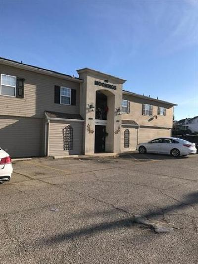 Multi Family Home For Sale: 4854 Pontchartrain Drive #17