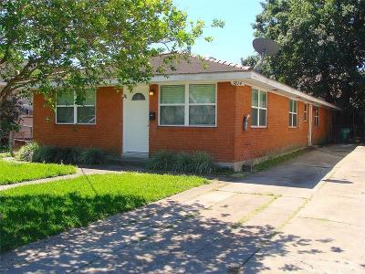 Single Family Home For Sale: 3814 Johnson Street