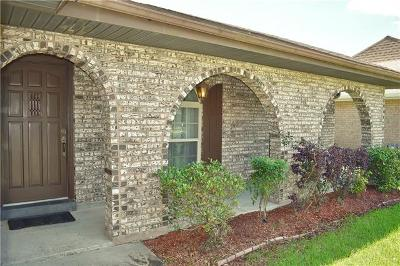 Harvey Single Family Home For Sale: 2213 Stall Drive