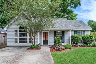 Single Family Home For Sale: 1315 Chad Street