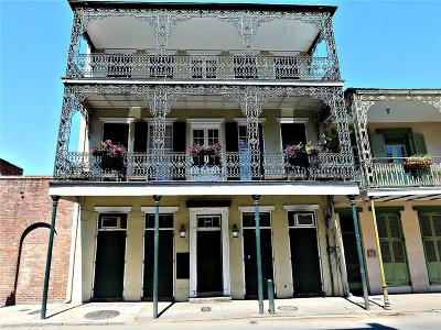 French Quarter Multi Family Home For Sale: 719 St Ann Street #2