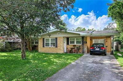 River Ridge, Harahan Single Family Home For Sale: 156 Coventry Court