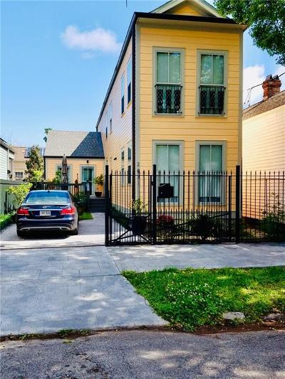 Single Family Home For Sale: 2831 Dumaine Street