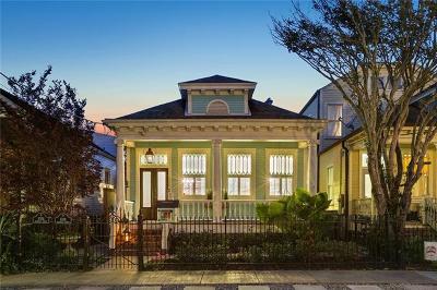 New Orleans Single Family Home For Sale: 1028 Arabella Street