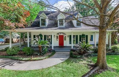 Single Family Home For Sale: 465 N Laura Drive