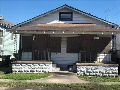 New Orleans Single Family Home For Sale: 2577 N Tonti Street