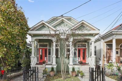 Jefferson Parish, Orleans Parish Multi Family Home For Sale: 1224 Cambronne Street
