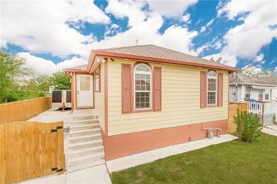 Single Family Home For Sale: 3026 Clouet Street