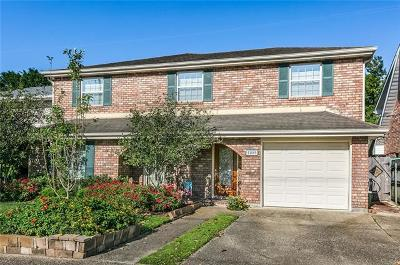 Kenner Single Family Home For Sale: 5009 David Drive