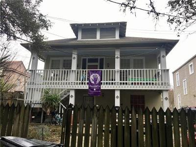 Single Family Home For Sale: 3321-23 Banks Street