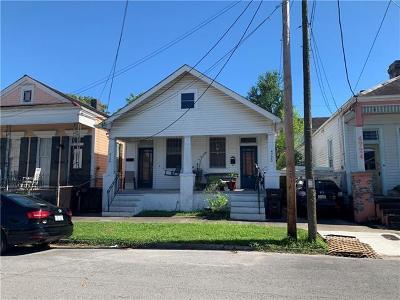 New Orleans Multi Family Home For Sale: 4720 Laurel Street