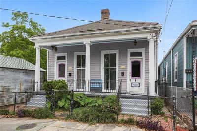 Jefferson Parish, Orleans Parish Multi Family Home For Sale: 2841-43 Constance Street