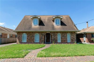 Single Family Home For Sale: 1504 Hackberry Avenue