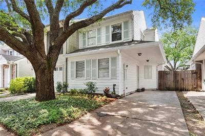 Metairie Townhouse For Sale: 916 Old Metairie Place