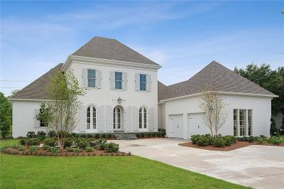 Single Family Home For Sale: 278 English Turn Drive