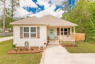 Single Family Home For Sale: 1469 Jasmine Street