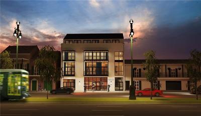 Jefferson Parish, Orleans Parish Multi Family Home For Sale: 618 N Rampart Street #204