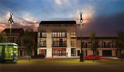Jefferson Parish, Orleans Parish Multi Family Home For Sale: 618 N Rampart Street #203