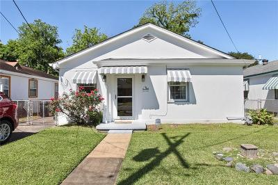 New Orleans Single Family Home For Sale: 4320 Pauger Street
