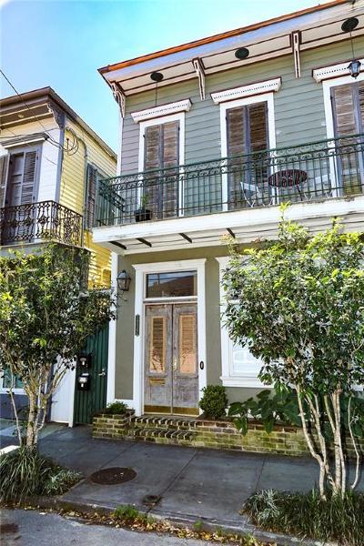 Jefferson Parish, Orleans Parish Multi Family Home For Sale: 1934 Burgundy Street #D