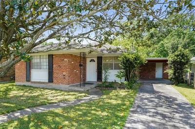 Single Family Home For Sale: 1136 Nursery Avenue