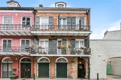 Jefferson Parish, Orleans Parish Multi Family Home For Sale: 528 Dumaine Street #6