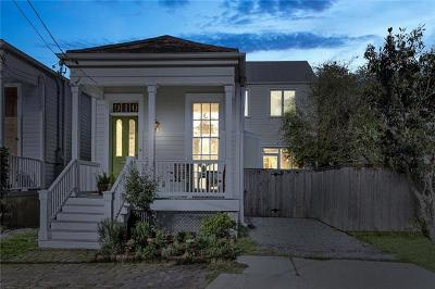 New Orleans Single Family Home For Sale: 910 Toledano Street