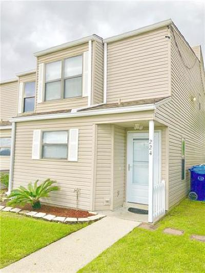 Multi Family Home For Sale: 224 Marina Drive #224