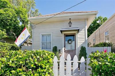 New Orleans Single Family Home For Sale: 5213 Tchoupitoulas Street