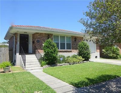 Metairie Single Family Home For Sale: 4937 Argonne Street