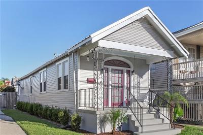 Single Family Home For Sale: 3600 Calhoun Street