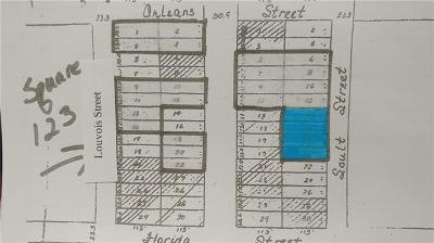 Single Family Home For Sale: Soult Street