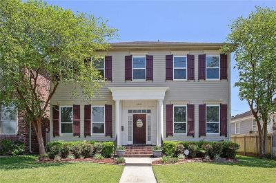 Single Family Home For Sale: 6869 West End Boulevard
