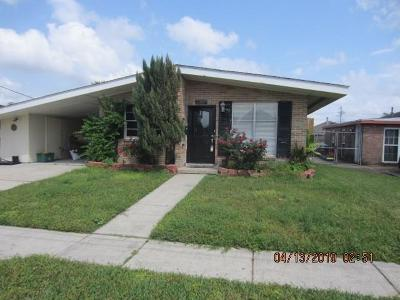 Kenner Single Family Home For Sale: 1201 Maryland Avenue